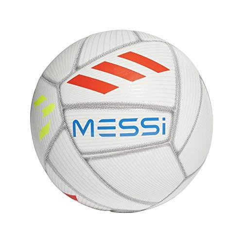 Adidas Football Size 5 (Messi Capitano - White/Crystal White/Football Blue/Solar Red) (B07SCQCVRH) Amazon Price History, Amazon Price Tracker
