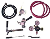 Keg Conversion Kit for Refrigerator (Convert a Standard Refrigerator to a Kegerator)