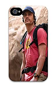 127 Hours James Franco PC Case Cover for iPhone 4 and iPhone 4s