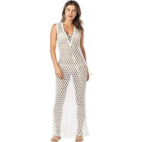 2a9a805f4 Vestido Longo Nala OFF WHITE COMERCIAL M | iLovee