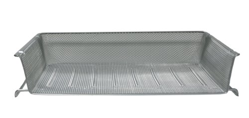 UPC 847432085096, Design International Group Design International Group Mesh Letter Tray, Silver (28509)