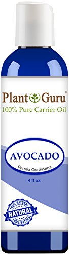 Avocado Cold Pressed Natural Carrier