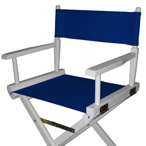 Casual Home Director Chair Replacement Canvas, Navy Blue (Director Chair Replacement Covers compare prices)