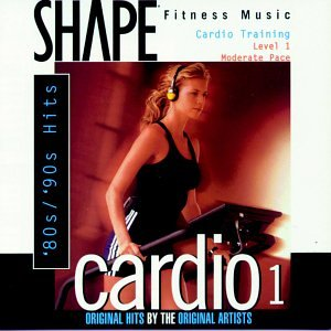 - Shape Fitness Music - Cardio 1: 80s/90s Hits