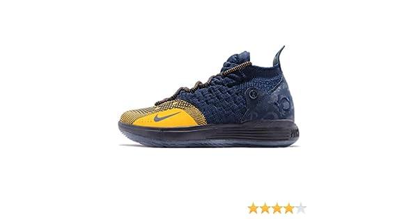 reputable site d8ed3 ba118 Amazon.com   Nike KD11 (GS) Kids Basketball Shoes   Basketball