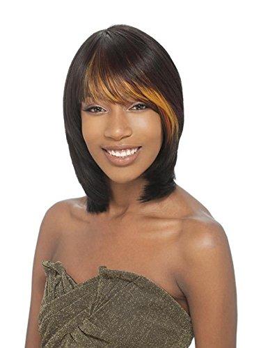 SAGA 100% REMY HUMAN HAIR WIG - DESTINY - ()