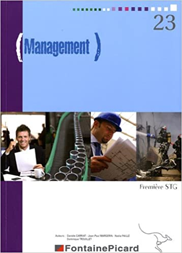 Livres gratuits Management 1e STG pdf