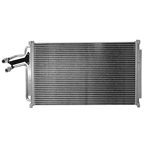 COG210 4560 AC A/C Condenser for Chevy Fits Blazer S10 Sonoma Jimmy 95-05 ()