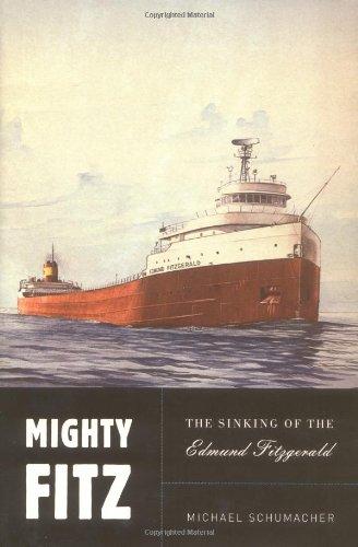 Fitz Vase - Mighty Fitz: The Sinking of the Edmund Fitzgerald