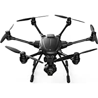 Yuneec Typhoon H RTF Hexacopter Drone w/ CGO3+ 4K Camera Video Recorder Bundle includes Drone, 16GB Flash Drive, 64GB microSD Memory Card, Cleaning Kit, Corel Paint Shop Pro X9 and Beach Camera Cloth by Yuneec