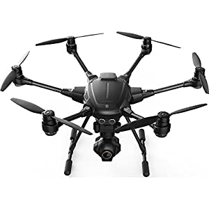 Yuneec Typhoon H RTF Hexacopter Drone with CGO3+ 4K Camera VR Bundle includes Drone, Samsung Gear VR Headset, 64GB microSD Memory Card, Cleaning Kit, Corel PaintShop Pro X9 and Beach Camera Cloth by Yuneec
