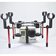 Gimbal Mount Support Shock Absorption Quadcopter Spare Parts for Gopro Hero4 Hubsan H501S FPV X4
