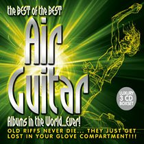 The Best Of The Best Air Guitar Albums In The Worldever Amazon