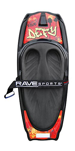 RAVE Sports New Defy Kneeboard - Warm (Red)