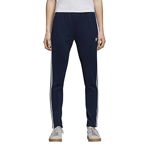 (adidas Originals Women's Superstar Trackpants, Collegiate Navy, M)