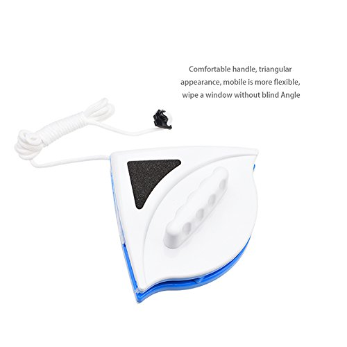 Glider Magnetic Window Cleaner Double Sided Glass Wiper