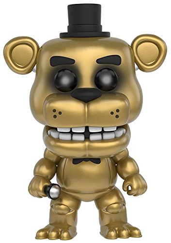 Sdcc 2016 Exclusive Five Nights At Freddys Golden Freddy