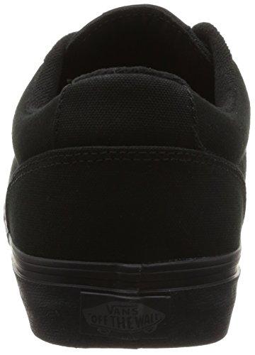 black Homme Mode Noir M Winston Baskets Vans black Iwqt0pt