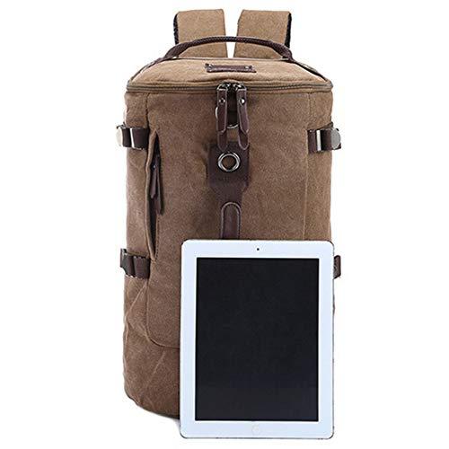 Laptop Outdoor Backpack Travel Hiking Camping Rucksack College School Daypack