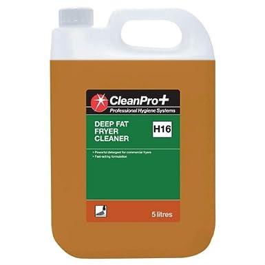 Pro Clean + Profesional Sistemas de higiene profunda Fat freidora ...