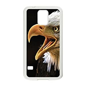 High Quality Phone Back Case Pattern Design 12Flying Eagles- For Samsung Galaxy S5