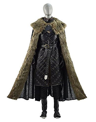 Custom Halloween Costumes For Sale (Xiao Maomi Hot Sale Cool Cosplay Costume PU Armour Halloween Outfits (Custom-made, Black))
