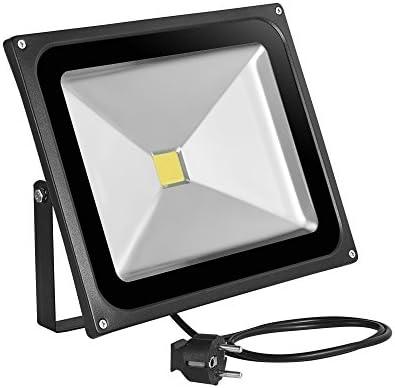 LED Foco Proyector 10W-100W, Luz de Inundación al Aire Libre ...