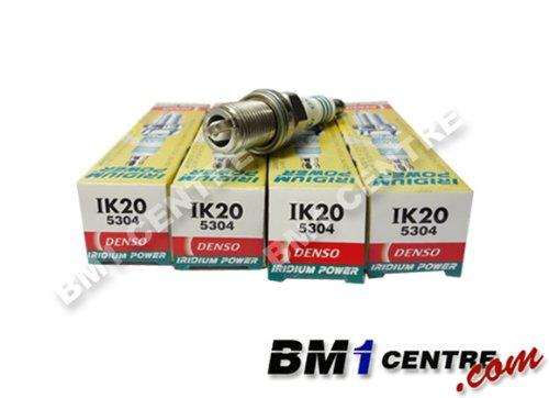 Denso ik20 5304 Cable de Actualización de rendimiento de iridio bujía tapones: Amazon.es: Coche y moto