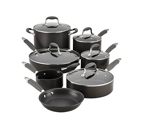 Anolon-Advanced-Grey-12-pc-Hard-Anodized-Nonstick-Cookware-Set-FREE-Bonus-Gift-see-offer-details