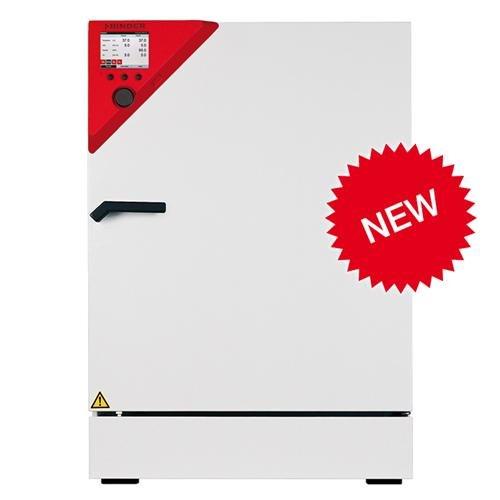 Binder 9040-0098 CB 220 CO2 Incubator, O2-Control, 230V