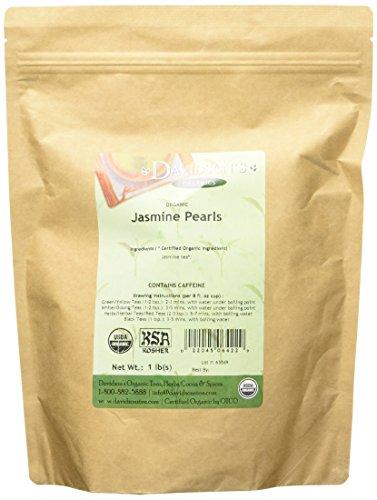 Davidson Bulk, Herbs and Spice Jasmin Pearl Tea, 16-Ounce...