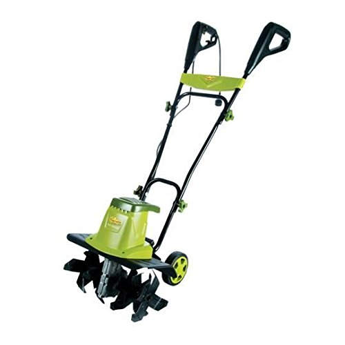 Review Of Sun Joe TJ604E 16-Inch 13.5 AMP Electric Garden Tiller/Cultivator