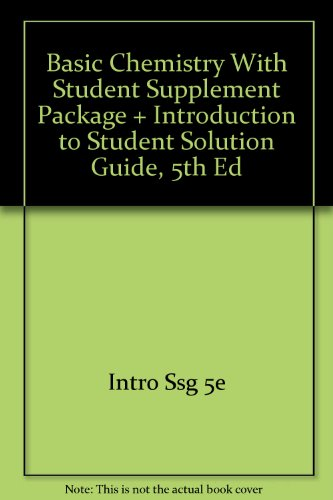 Papicoeventi official site download basic chemistry with student download basic chemistry with student supplement package introduction to student solution guide 5th ed book pdf audio idc2l6s4t fandeluxe Images