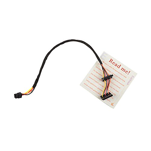 Eathtek Replacement HDD SATA Power Cable for Dell Inspiron 3653 3650 3655 series, Compatible part number GP2JM by Eathtek (Image #1)