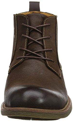 Dark Homme Marron Brown Foncé 002 Marron Chatham Boots Desert Milton q1YtF0