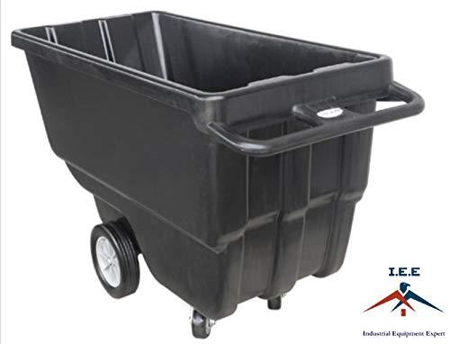 (Heavy Duty Tilt Truck Utility 1 Cubic Yard 800-1200 lbs)