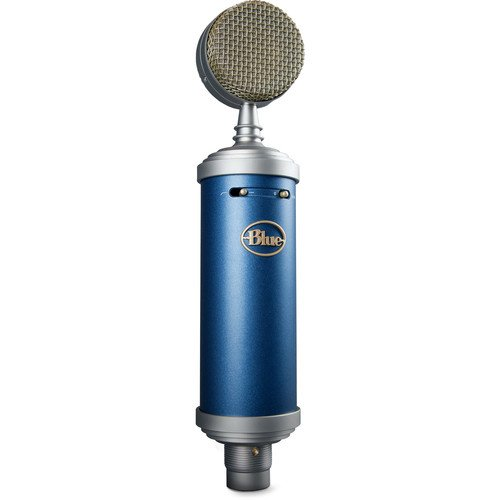 Blue Bluebird SL Large-Diaphragm Condenser Studio Microphone with XLR Cable and Pop Filter