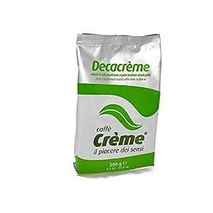 Caffè Crème Decacrème, Caffè decaffeinato in grani, 500 gr
