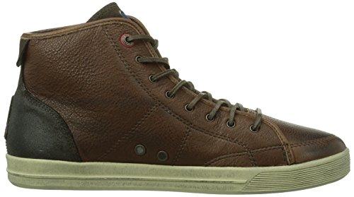 Gaastra Hoodend Dlx - Zapatillas altas Hombre marrón - Braun (Dk. Brown/280)