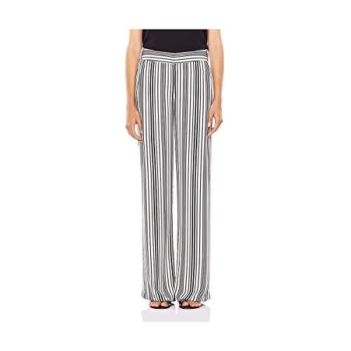 HALSTON Womens Back Pleat Pant