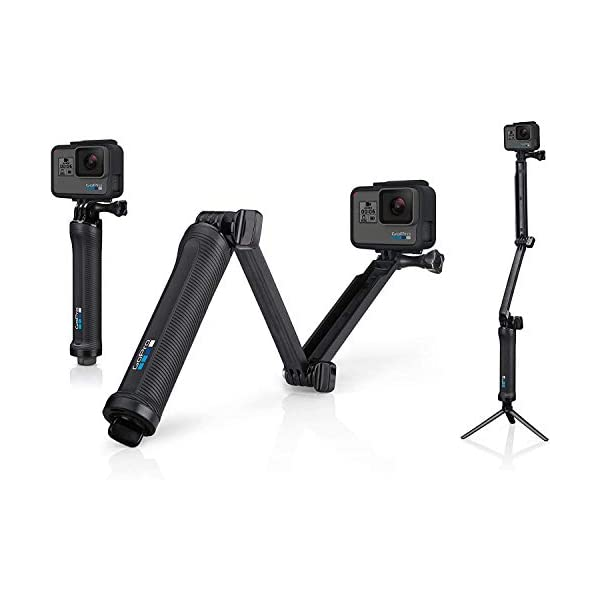 GoPro 3 Way Mount Tripod for Camera 1