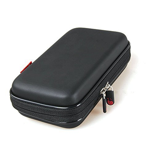 Hard EVA Travel Case for AUKEY 30000mAh / 20000mAh Universal Portable External Power Bank by Hermitshell