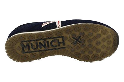 Munich Mini Massana, Zapatillas Unisex Niños Azul