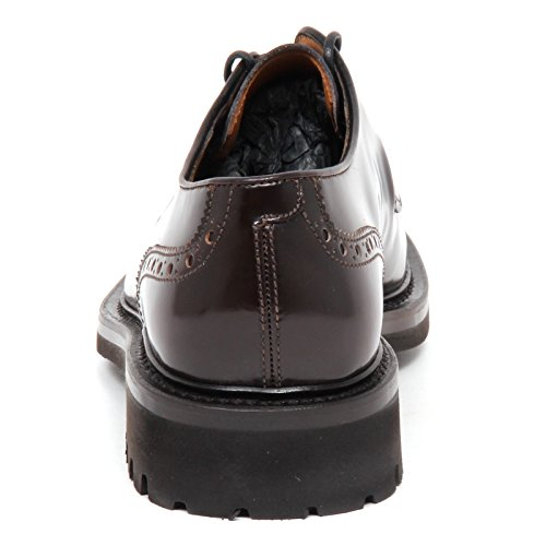 Barracuda E0668 Scarpa Uomo Brown Scarpe Shoe Man Marrone scuro