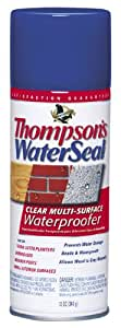 Thompsons 10100 Aerosol Water Seal  Multi-Surface Waterproofer