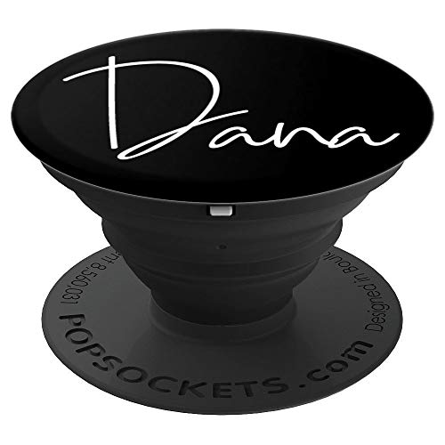 Dana Name Personalized Custom Girl name - PopSockets Grip and Stand for Phones and Tablets