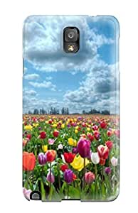 Perfect World Of Flowerss Case Cover Skin For Galaxy Note 3 Phone Case