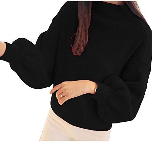 [スポンサー プロダクト]Joy Cornレディース セーター ニット tシャツ 春季 新金ロールアップスリーブ ビックシルエッ