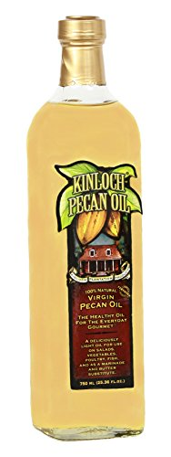 Pecan Oil (Kinloch Plantation Products Pecan Oil, One 750 ML Bottle)