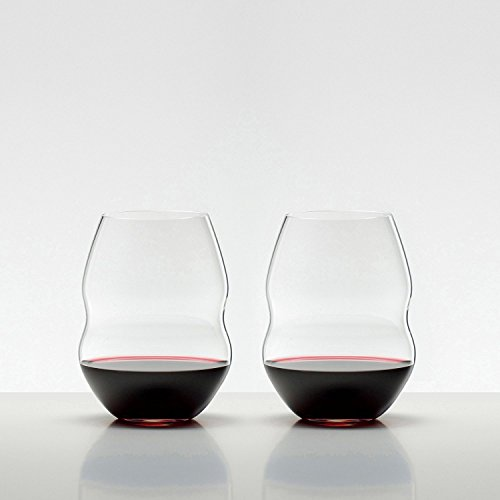 Riedel 0450/30 Swirl Wine Glass, Clear